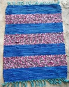 Solid Chindi Rugs & Stripes & Solid Chindi Rugs