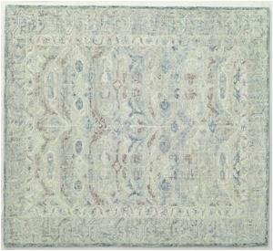 Wool Hand Tufted Micro Loop Persian Pattern Carpets