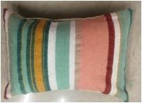 Cushion Cover & Placemat with 4 side Hemming