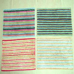 Multi Stripe Bathmat stock
