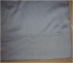 Cotton Satin  Pillow cases with flap and without flap