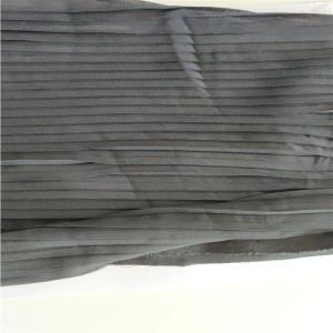 Pleated Georgette Fabric