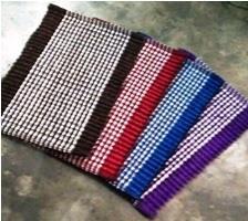 Poly Feather Designer Rug