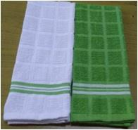 2 PC Kitchen Towel Terry Set