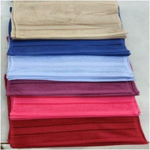 Organised 6 Color Terry Face/Wash Towel Stock