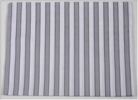140 TC Cotton Printed Bed Set Stock Stripe Design
