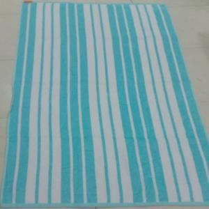 Yarn Dyed Jacquard & Dobbie bath towel