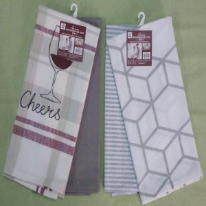 Kitchen Towel Set of 2pcs