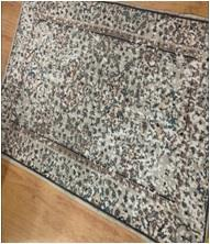 Cotton Canvas Printed Rugs