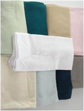 100% Cotton Dobbie Design Throws