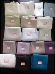100% Cotton Millmade Fitted Sheet & Flat Sheet Cotton Satin Fabric