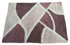 Bath Mat Cut Design