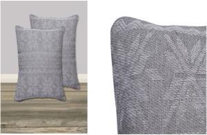 Cotton Jacquard Cushion
