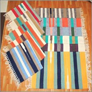 Cut Shuttle Rug stock