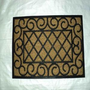 WS-03- COIR WITH RUBBER MAT  STOCK