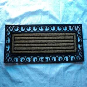 WS-05- COIR BRUSH RUBBER GRILL MAT STOCK