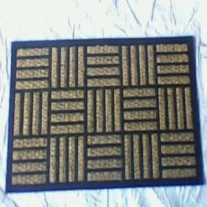 WS07- COIR WITH RUBBER MAT STOCK