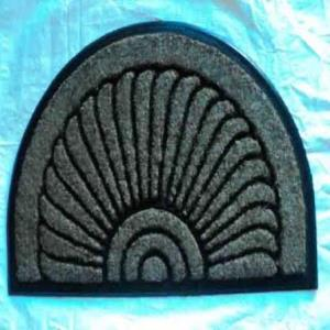 WS-12- COIR BRUSH RUBBER MAT STOCK