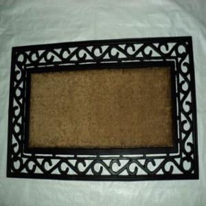 WS-16- COIR BRUSH RUBBER GRILL MAT STOCK