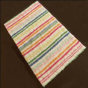 Stripe Bath mat stock