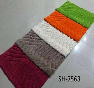 UV Clear Bath mat stock