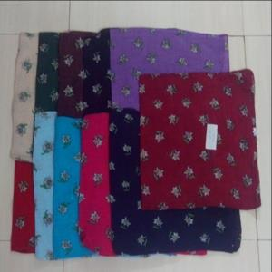 Cotton Scarve Stock