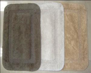 Cotton Bath Mat  Stock