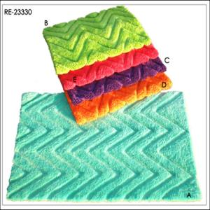 UV Clear Designer Bathmat Stock