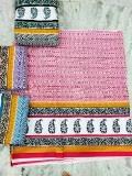 Printed cotton Fabric Stock