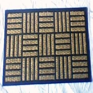 WS-54- COIR WITH RUBBER MAT  STOCK