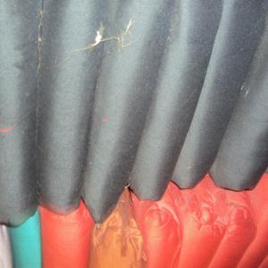 polystaple fabric poly viscose fabric