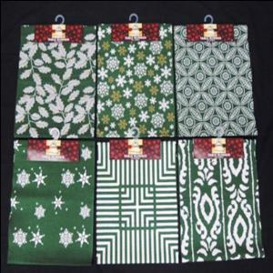 Christmas Design Runner Stock