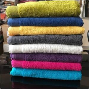 Ring Spun Terry Bath Towels