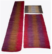 Cotton Chindi Cut-Shuttle Rug