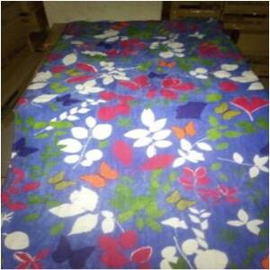 Printed Bath sheet Stock