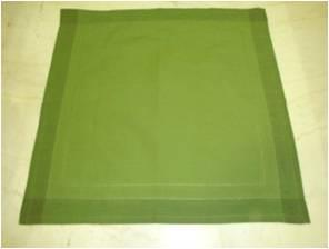 Coordinated Napkin & Placemat Stock