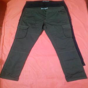 Man's Cargo Long pant.