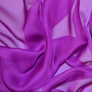 Cationic Chiffon Fabrics
