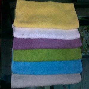 1 HQ in Terry Towel in piece dyed