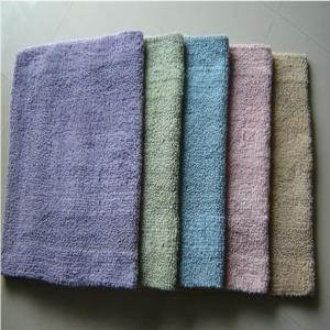 Bath mat reversible