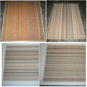 Wool Multi Stripe Rugs