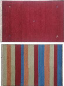 Hand Knotted Indo Gabbeh Carpets