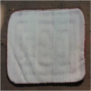 Designer Micro Bathmat  Rubber Backing Stock