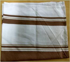 Woven Kitchen Towel Stock