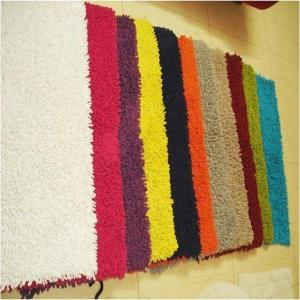 Chenille bathmat stock