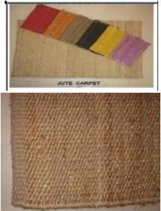 Dyed Heavy Jute Carpets  Rug