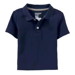 Younger Boys Short Sleeve Polos
