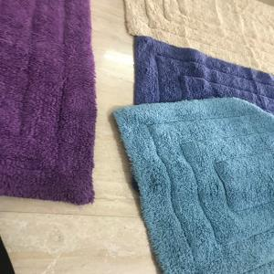 Bathmats with anti skid coating