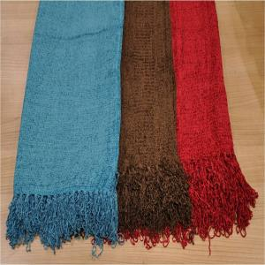 Rayon Throw Stock