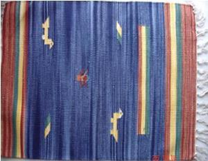 COTTON ASSORTED GABBEH RUG
